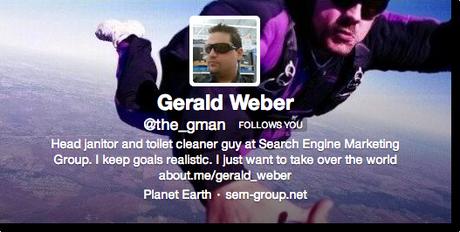 funny twitter bio g_man
