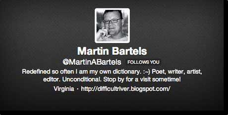 funny twitter bio martin bartels