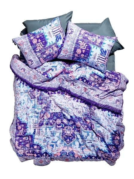 purple lilac bedding duvet covers comforters for college apartments dorm rooms