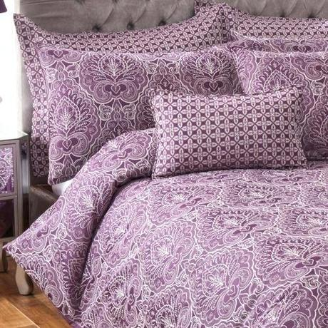 purple lilac bedding duvet covers luxury sets