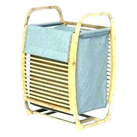 wooden clothes hampers wood hamper with lid