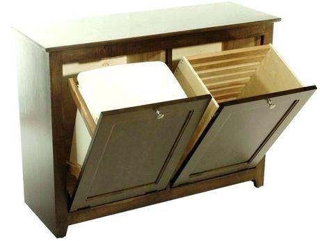 wooden clothes hampers wood hamper with lid tilt out laundry
