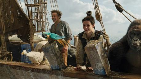 Review Dolittle (2020): Robert Downey Jr. and Harry Collett