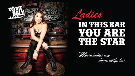 Ladies Come Party At The all New Coyote Ugly Saloon ~~~