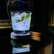 Have a light-themed cocktail at The Ivy in The Park, Canary Wharf