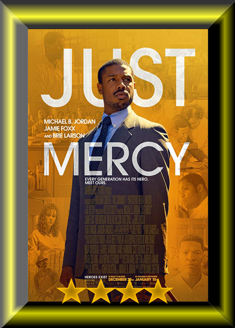 Just Mercy (2019) Movie Review