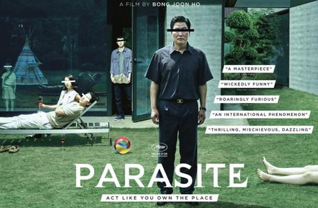 PARASITE live nationwide satellite event, with Bong Joon Ho