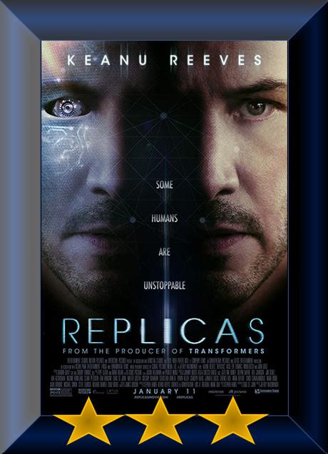 ABC Film Challenge – Catch-Up 2019 – R – Replicas (2018) Movie Review