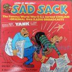 Sad Sack record front view