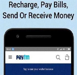 mobile, apps, wallet, payment, online, paytm