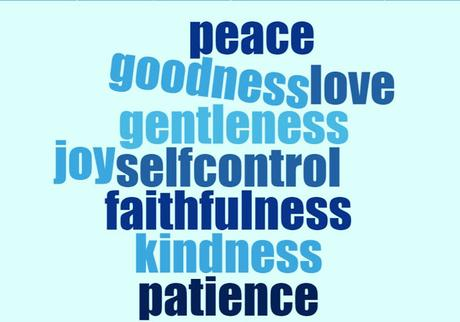Word of the Week: Fruit of the Spirit, Kindness