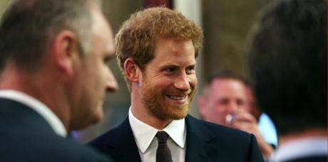 Prince Harry Spotted Hanging Out With Friends Before Leaving The UK