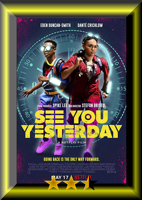 ABC Film Challenge – Catch-Up 2019 – S – See You Yesterday (2019) Movie Review