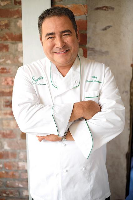 Emeril Lagase Hosts Taste Of The Race February 28 in Seaside, Florida