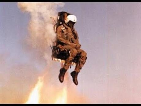 The ejector seat comes from Crossgar in Northern Ireland!
