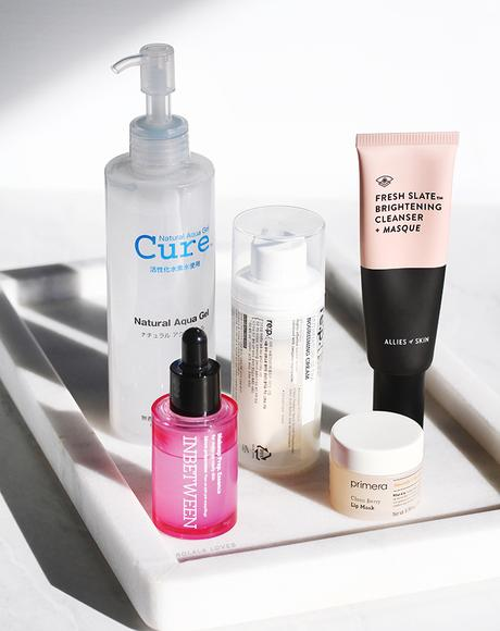 Recent Loves, Beauty Products