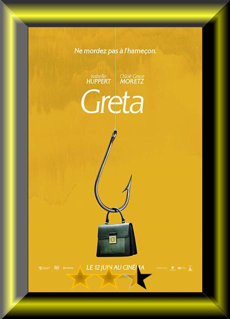 Greta (2018) Movie Review
