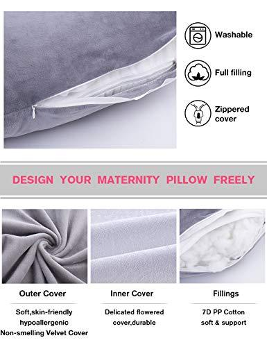 Awesling U Shape Pregnancy Pillow Review