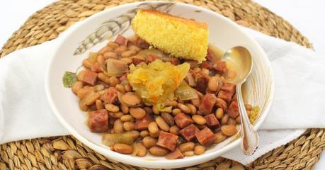 Slow Cooker Appalachian Soup Beans