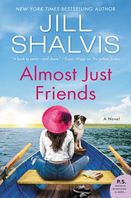 Almost Just Friends by Jill Shalvis - Feature and Review