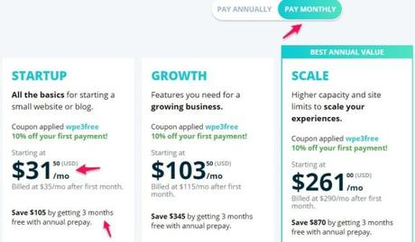7 Best Month to Month WordPress Hosting