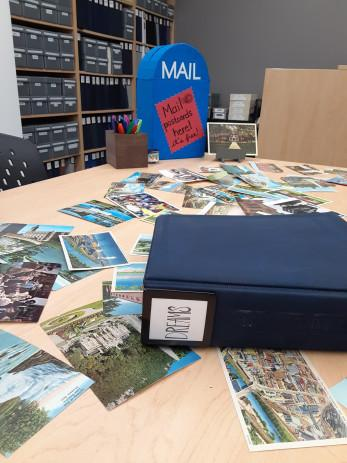 Perchance to Dream of Postcards