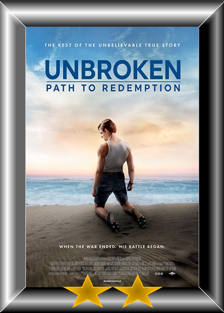 ABC Film Challenge – Catch-Up 2019 – U – Unbroken: Path to Redemption (2018) Movie Review