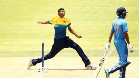 did the new Slinga bowl the fastest delivery ? U19 WC is now on