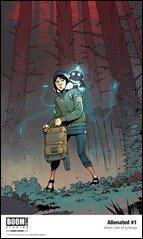 Alienated #1 by Spurrier & Wildgoose – First Look
