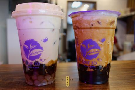 Delicious Milk Tea Plus Handmade Tapiocas? Go Visit OneZo Today!