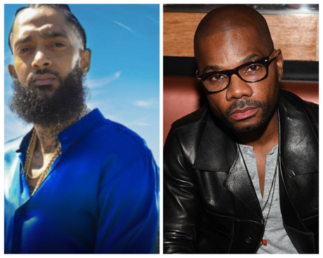 Kirk Franklin Part Of Nipsey Hussle All Star Tribute During Grammy's