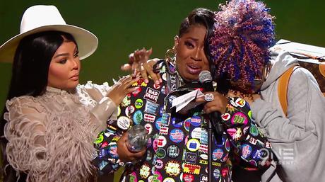 WATCH: Missy Elliott Emotional Spirit Filled Urban One Honors Speech