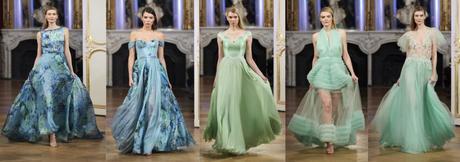 Paris Haute Couture Fashion Week: La Métamorphose SS2020 Collection