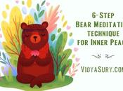 6-Step Bear Meditation Inner Peace Calm