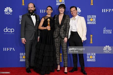 Sian Clifford wears Copurs at The 77th Golden Globes Awards