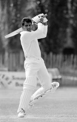 Azhar debuted as a sensational batsman - faded with match-fixing infamy
