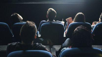 What It Feels Like to Listen to a Director's Commentary in a Packed Movie Theater