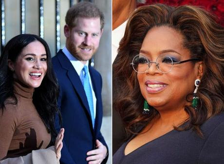 Oprah Supports Harry & Meghan's Decision To Megxit 100% Percent!