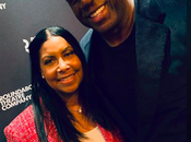 "Magic Cookie Johnson Support Soldier's Play"" Broadway Opening"