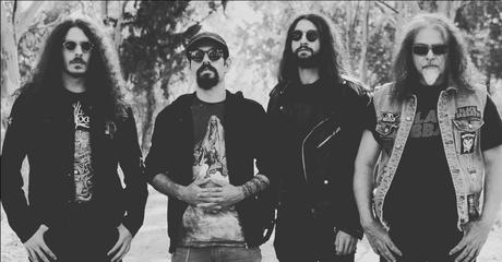 Greek doom slingers ACID MAMMOTH stream crushing new album 'Under Acid Hoof' in full; out this Friday on Heavy Psych Sounds!
