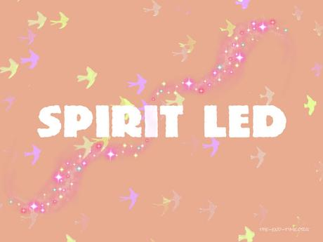 Being led by the Spirit: What does it mean exactly? Should I expect to hear directly from Him? part 2