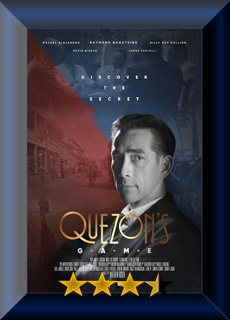 Quezon's Game (2018) Movie Review