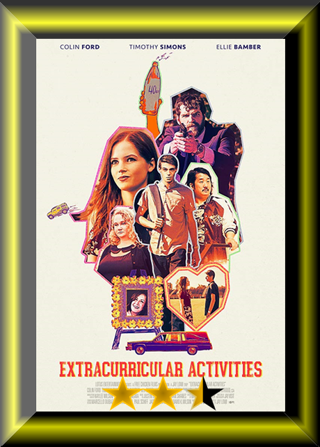 ABC Film Challenge – Catch-Up 2019 – X – Extracurricular Activities (2019) Movie Review