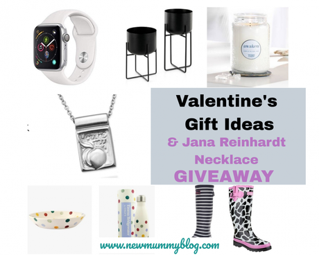 Valentine's Day gift ideas + Jana Reinhardt #giveaway