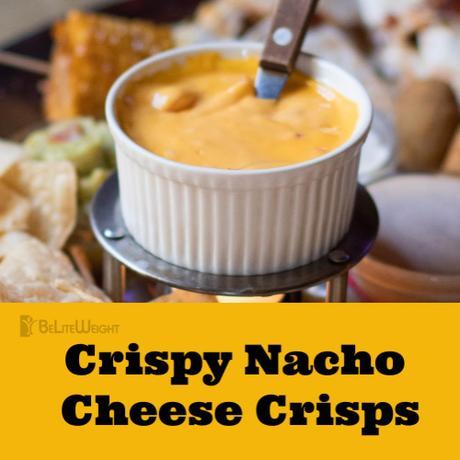 Crispy Nacho Cheese Chips