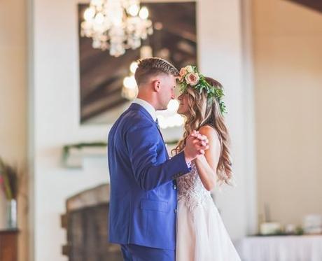 unique wedding songs bride and groom dancing