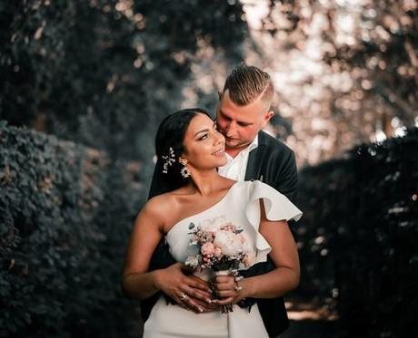 unique wedding songs modern newlyweds hugging