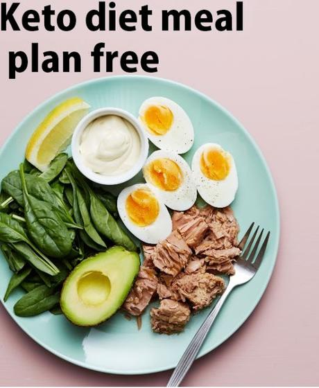 Keto Diet Meal Plan Free Vegetarian Keto Diet Paperblog