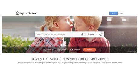 DepositPhotos copyright free images