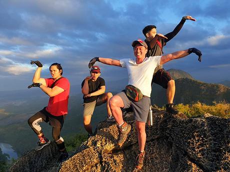 Kung fu summit photo